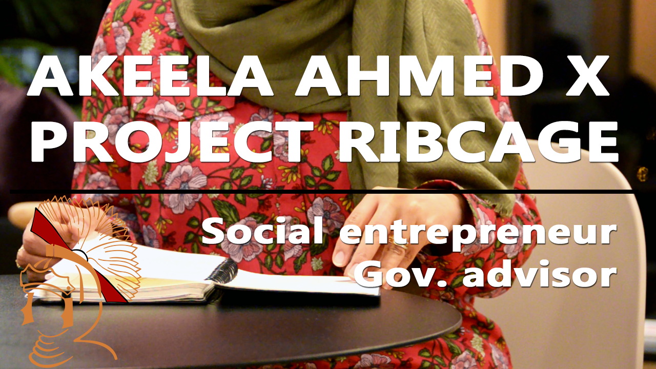 Akeela Ahmed talks to Project Ribcage