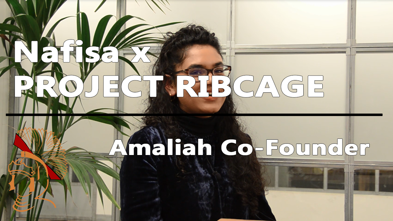 nafisa alamliah co founder project ribcage interview