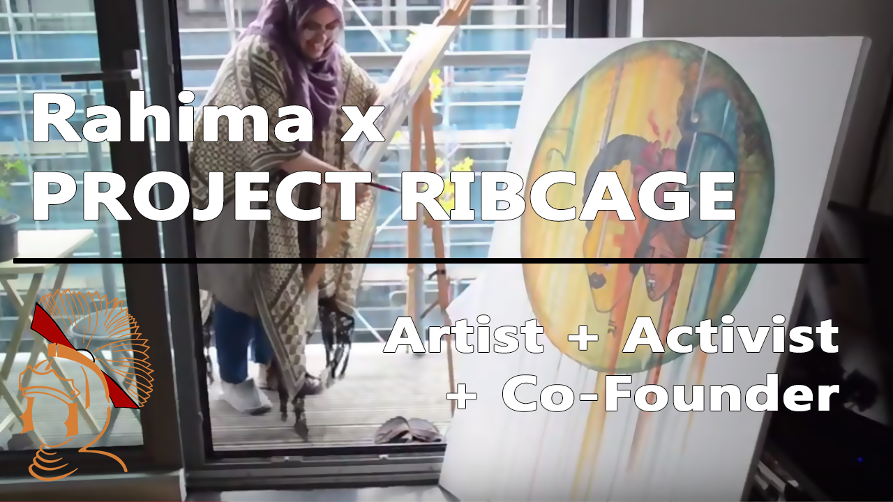 rahima shroom project Ribcage interview